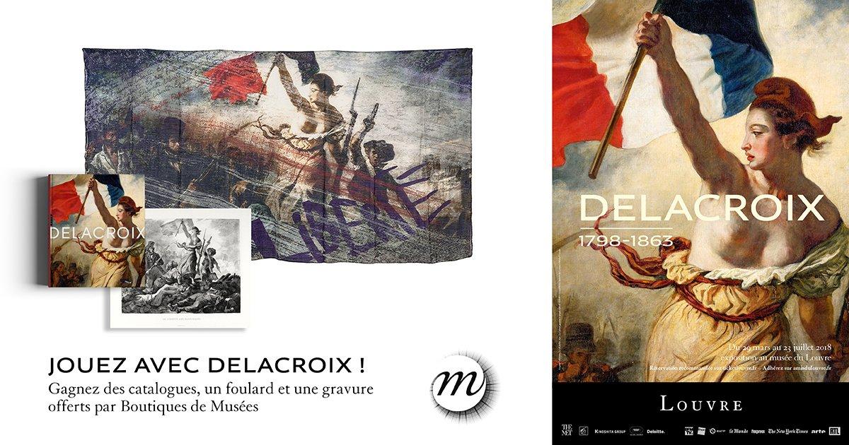 Afbeeldingsresultaat voor louvre delacroix