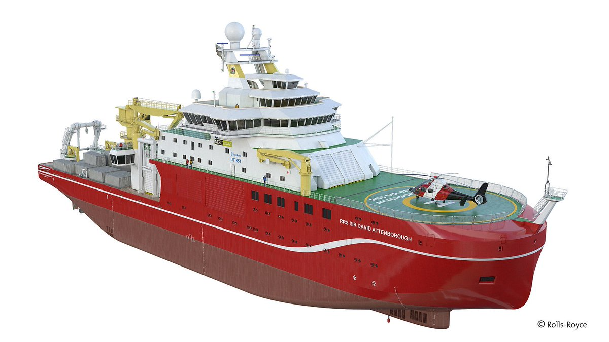 Only 1 week to go to apply for the #PolarExplorerProgramme! This programme uses our new #polarship, to bring an exciting new context to the teaching of #STEM subjects. Find out more here: stem.org.uk/news-and-views… @CammellLaird @STEMLearningUK