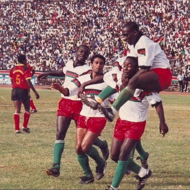 Tokeo la picha la harambee stars  1992