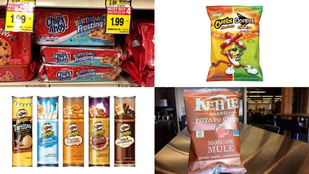 Report: Morbid Curiosity Now Accounts For 79% Of Nation's Snack Food Purchases https://t.co/I4yZ9BTifd