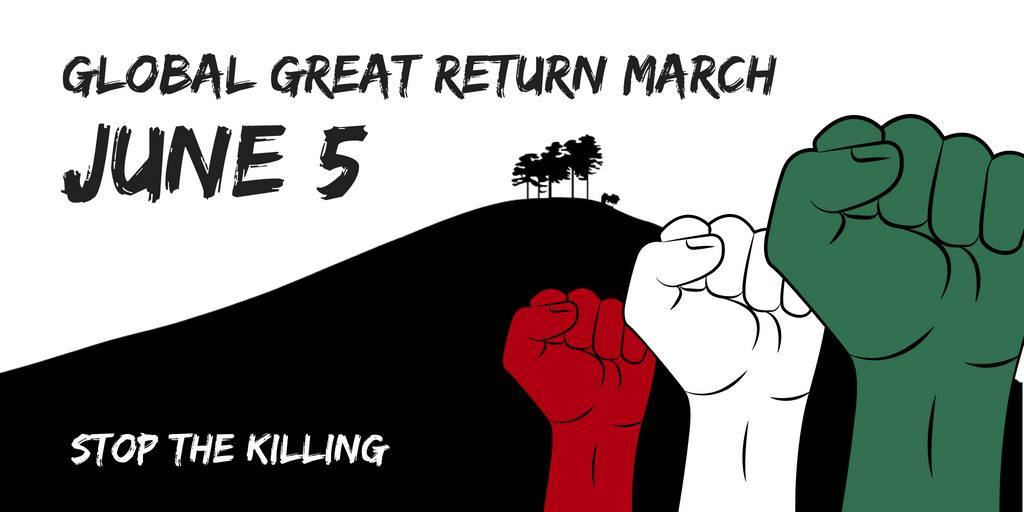 5 June, London: Free Palestine – Stop the Killing – Stop Arming Israel https://t.co/9uHxUu29IH https://t.co/2GDL3f8F2y