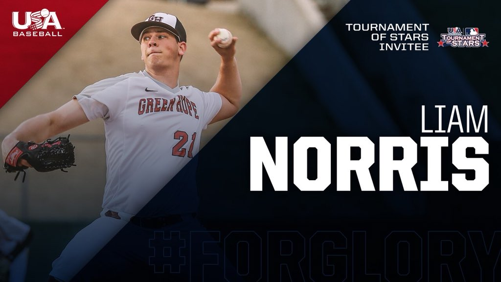 Very grateful for the opportunity to wear our country's colors while competing with the best @USABaseball @USABaseball18U #TOS18<br>http://pic.twitter.com/51o5rmFos2