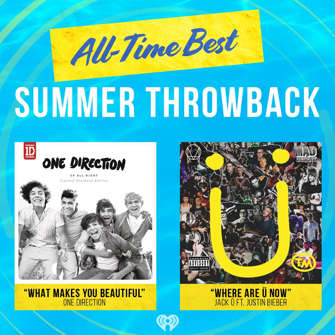 Which song was your summer anthem?   🎶: https://t.co/0av9C2JA6V