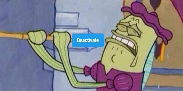 @AestheticAnime YOU'RE INACTIVE DEACTIVATE ALL YOUR ACCOUNTS SWINE