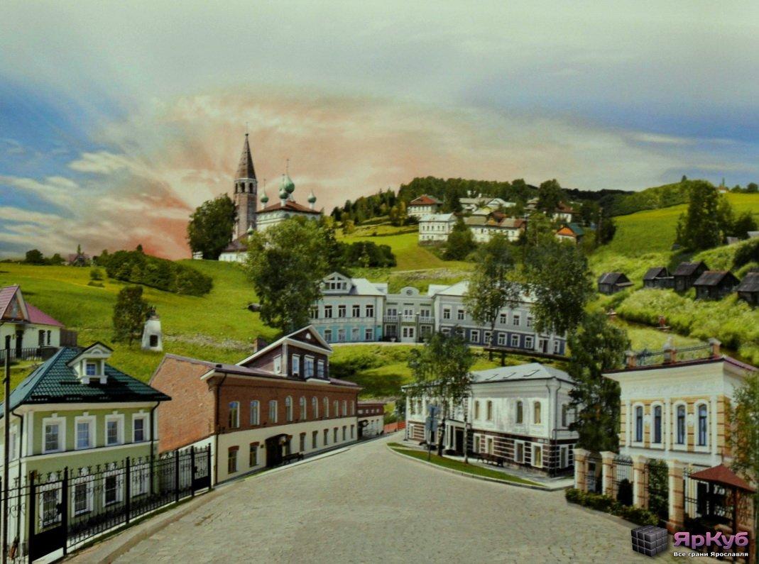 только дождевых село вятское ярославской области фото железа расположена петле
