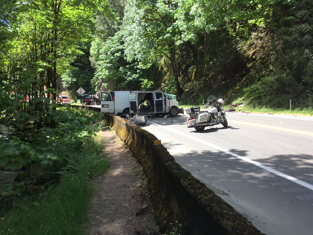 Goldstream Park, Malahat Road, Crash | Baaz