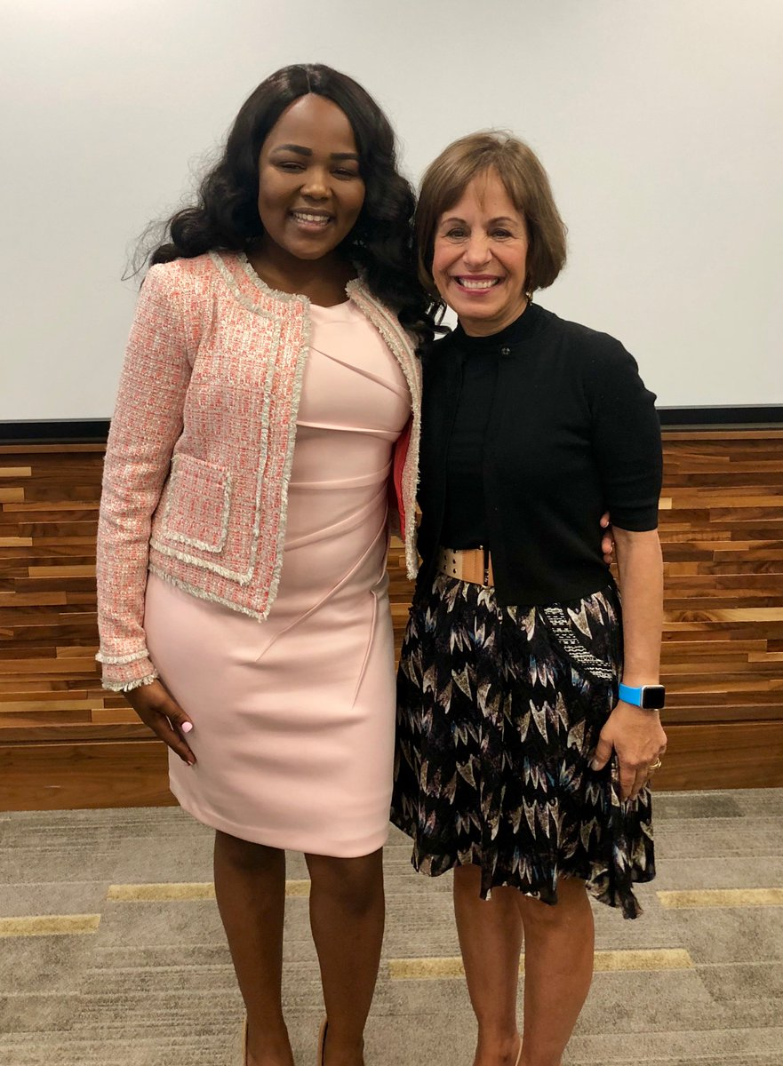 Congrats to @NCCU student Bettylenah Njaramba for being sworn in as student rep. to @UNC_System Board of Governors & first African-American woman president of @UNCASG! Excited to work with you & our @unc_execbranch this year! https://t.co/EEOS9mtWy3