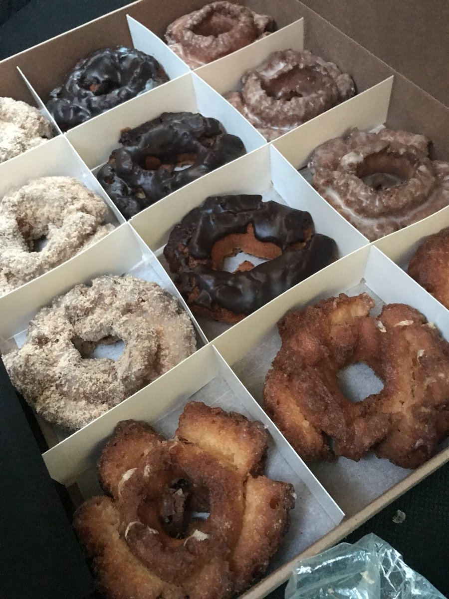 How much trip to #Chicago to see #U2 got even better: Thank you @ParkHyatt for bringing me @DoRiteDonuts !!