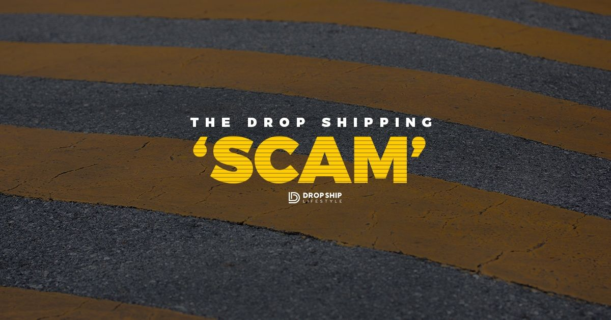 Is drop shipping really a scam? https://t.co/e3J5guglxw https://t.co/IfPijKJ3PW