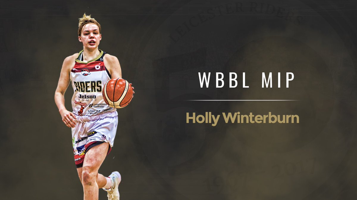 Congratulations to @hollywinterburn named the team's Most Improved Player at the Riders Pathway Awards!   #BritishBasketball<br>http://pic.twitter.com/5DD88Q2BVZ