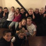Year 6 reunited for our last night party!