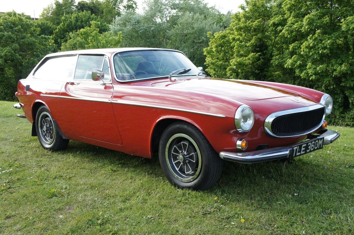 Uk Classic Cars On Twitter Ebay Volvo P1800es Only 62 000 Miles With Huge History File Https T Co Lpe9uqanvz