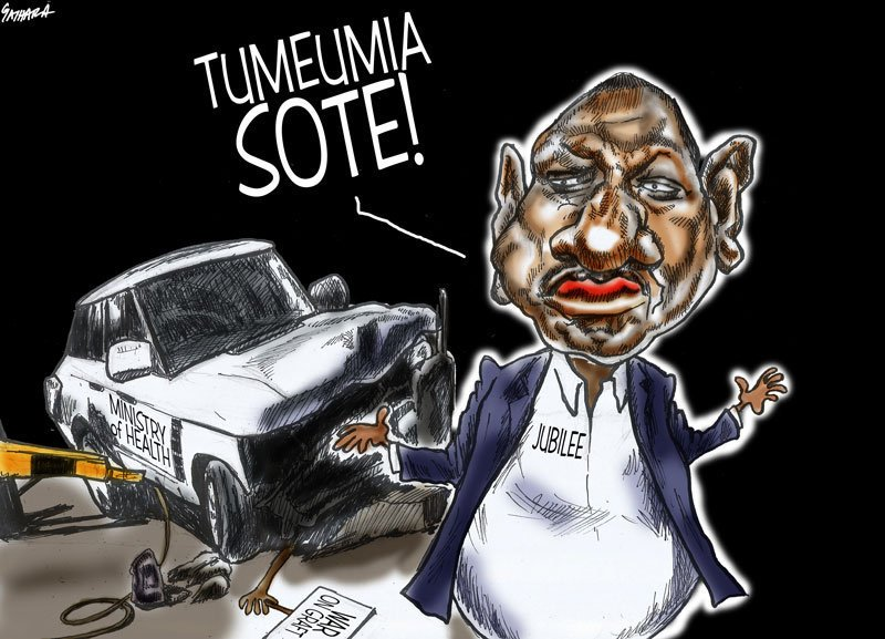 Image result for cartoon Memes of Tiaty MP William Kamket