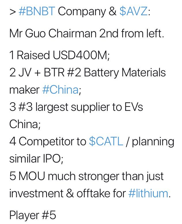 Paul Caruso On Twitter Catl Has Contracts 2 Supply Ev Batteries To