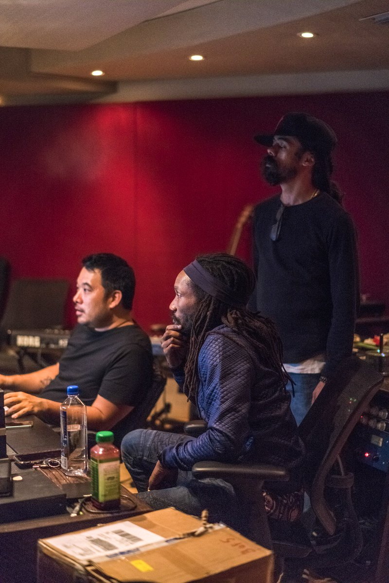 These past few years, I've had the privilege to work with the incredibly talented @KabakaPyramid, and very proud to be the executive producer of his debut album #Kontraband!!! Pre-order now and get 5 tracks instantly. New album releases to the world tomorrow!!!