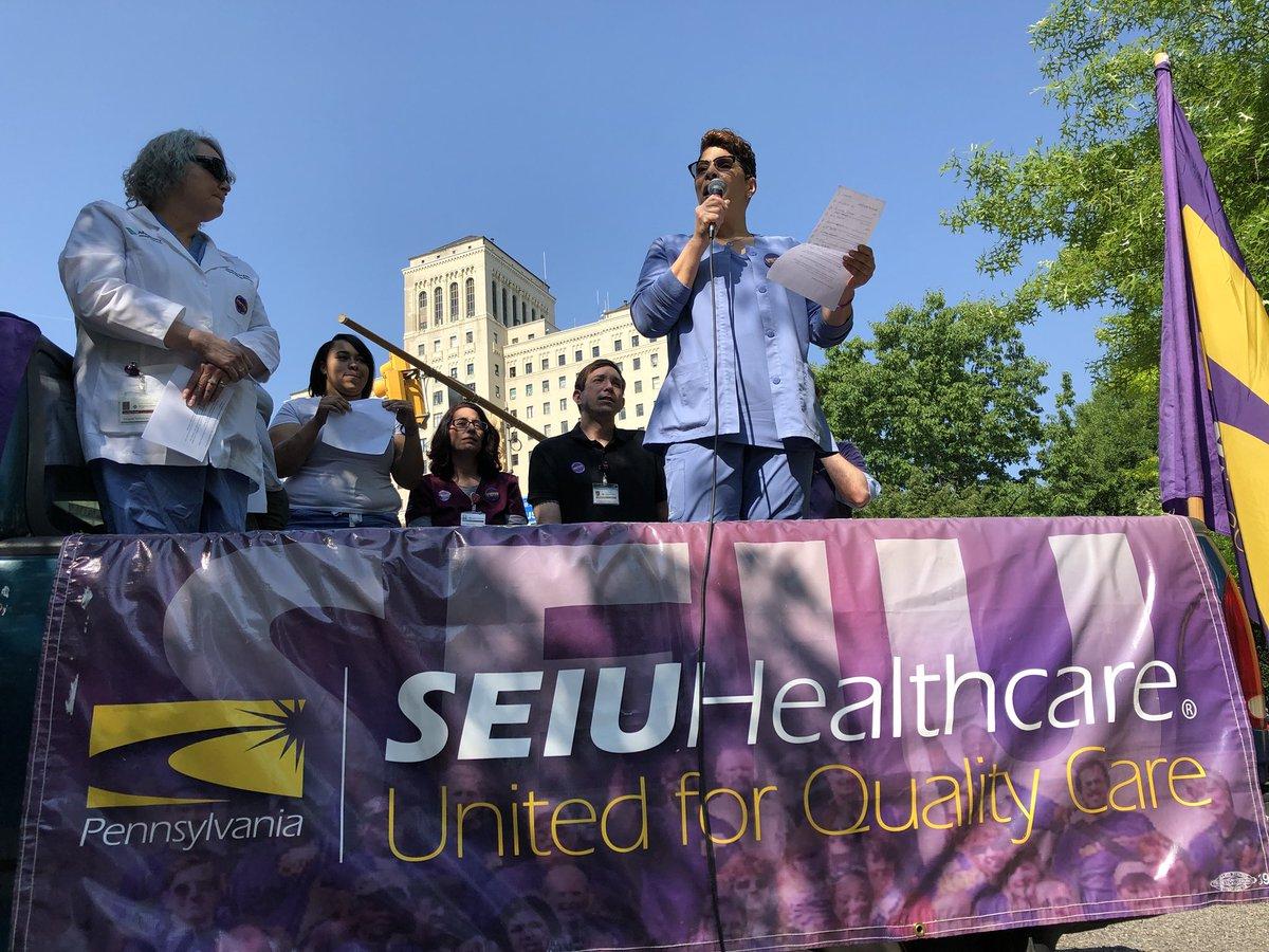 SEIU Healthcare PA on Twitter: