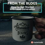 Looking to generate #leads but not sure where to begin? We've got everything you need to know to get #started. https://t.co/qfDkWOoGyI