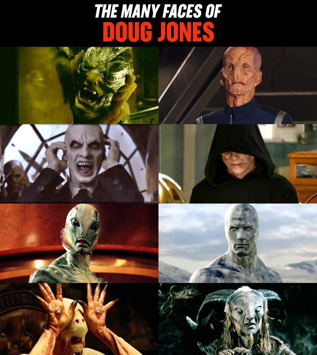 Happy birthday Doug Jones!