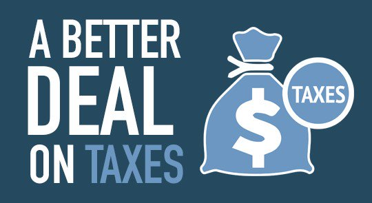 Americans deserve #ABetterDeal on their taxes. Click here to read my newsletter https://t.co/kYLfggYVgm #GOPTaxScam