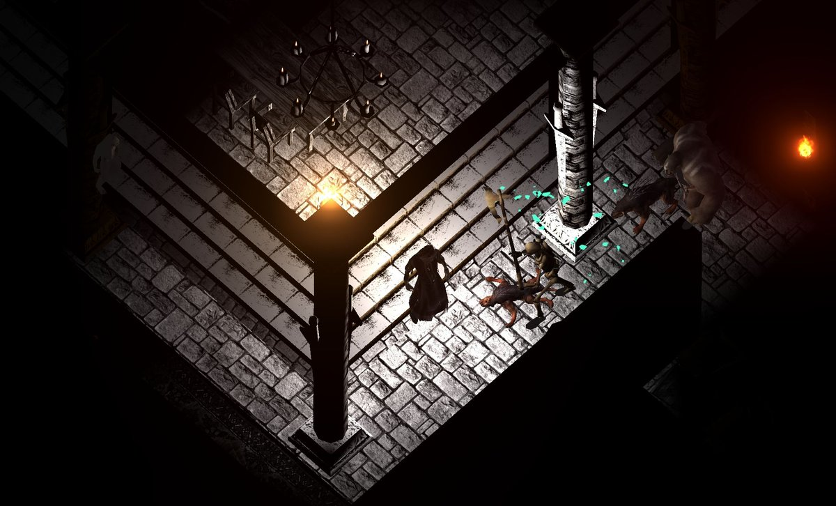 Finally fixed the issue with shining stairs! Can&#39;t name my game &#39;The Shining&#39; now though   #indiegame #unity3d #gaming #android #ios #mobile #gamedev #GameDesign #androiddev #games #roguelike #rpg #dungeoncrawler #indiedev @gamedevudg #elite<br>http://pic.twitter.com/riVaXQYRRw