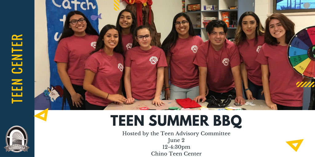 Teen center committee call