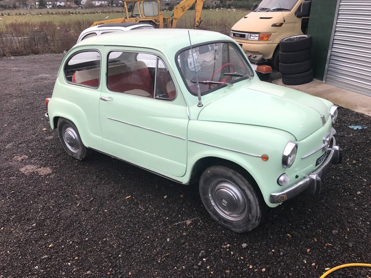 Uk Classic Cars On Twitter Ebay Fiat 600 Classic Car Lhd 500 Import From Italy Project Barn Find Https T Co Fkqwviwmid