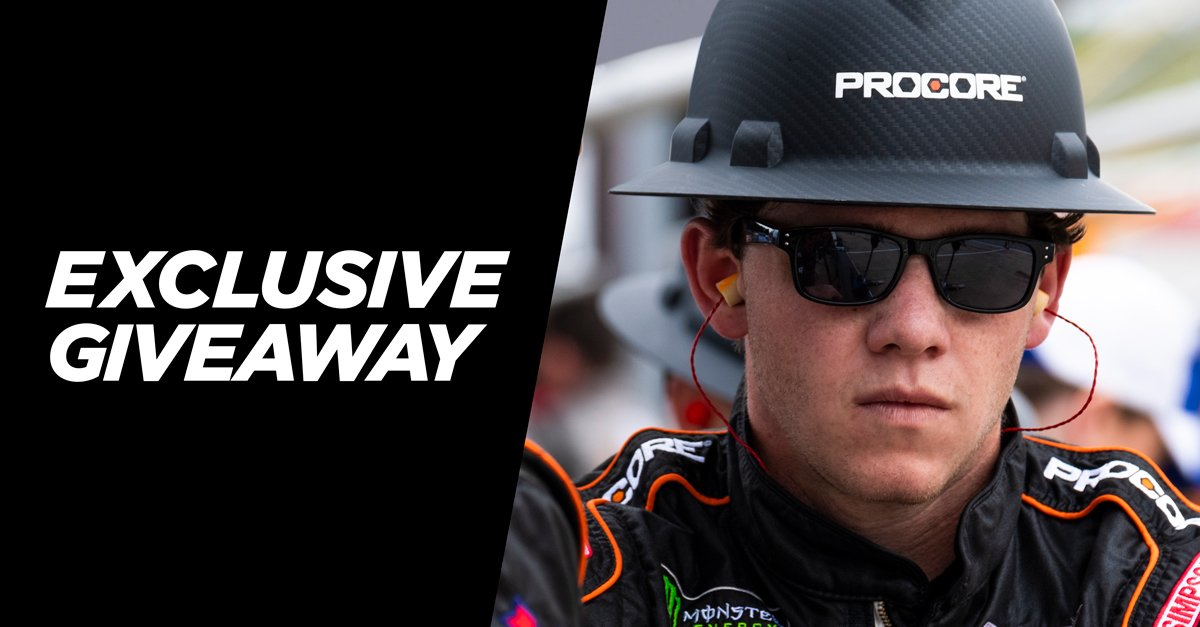 We're giving away a signed @kaseykahne hard hat in honor of Memorial Day.  Just follow @procoretech  @LFR95  @H2Hjobfairs and retweet this post to be entered to win! Winner will be announced on Tuesday, May 29th. #PoweredByProcore<br>http://pic.twitter.com/0rzcY3bN7d