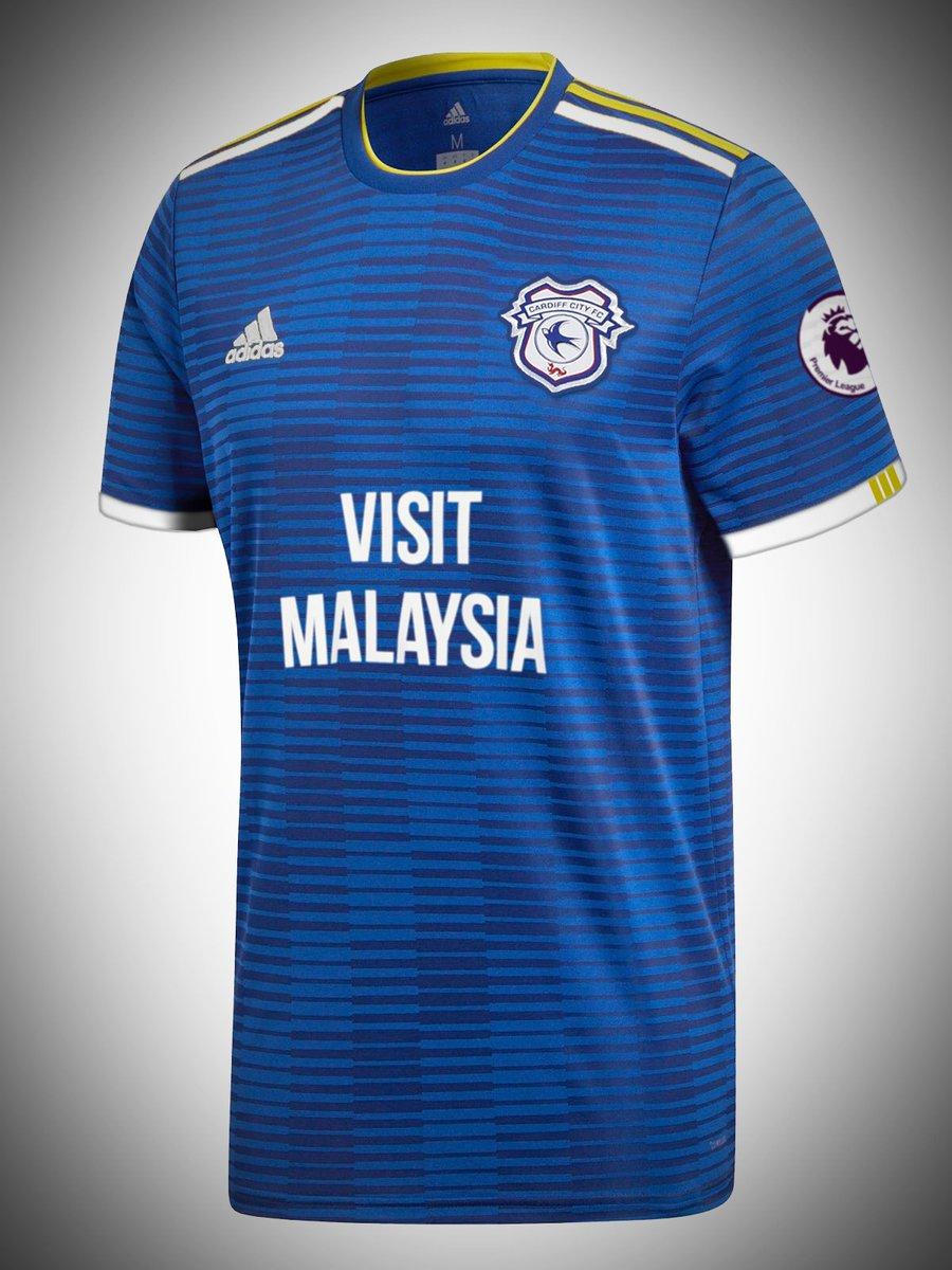 Cardiff City Concept Kits 18 19 Season