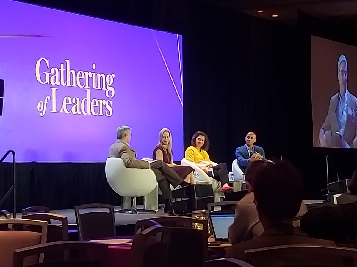 &quot;What&#39;s next for our leadership&quot; panel with our @Code2040 Co-Founder @laurawp encouraging philanthropy to get proximate. #NPGoL <br>http://pic.twitter.com/Y8HFDTzwXp
