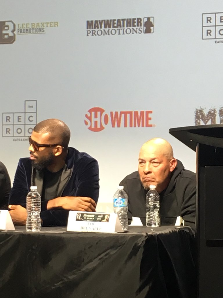 """test Twitter Media - """"All I have to say is on May 19th you will see a new WBC Light Heavyweight champ."""" -@badoujack's trainer, Lou Del Valle #StevensonJack https://t.co/aHfyHVMFQD"""