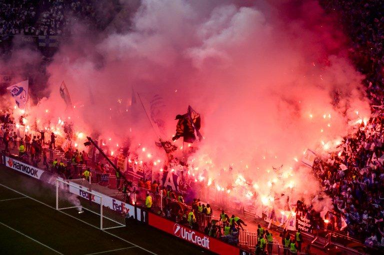 """L'OL porte plainte pour des dégradations après la finale de l'Europa League #OMATM !""""Ces dégradations ont été commises exclusivement côté Sud"""", selon Xavier Pierrot, stadium manager de l'OL dans @Le_Progres.#UELFinal  - FestivalFocus"""