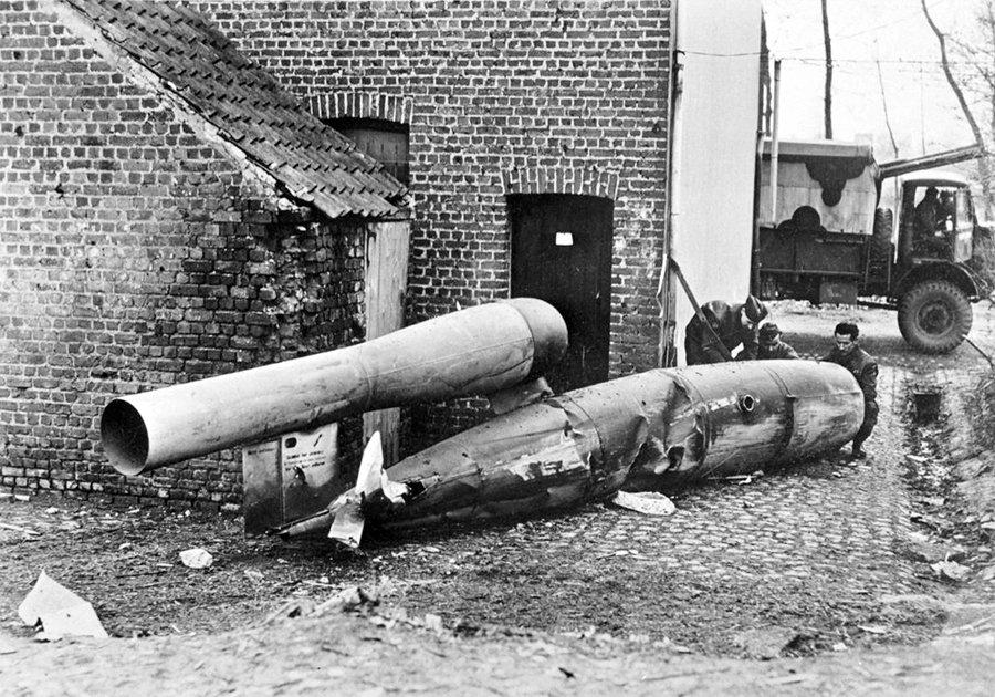 بينمونده : القرية الألمانية التي غيرت مسار الحرب العالمية الثانية DdaG5xiWsAEi_vD