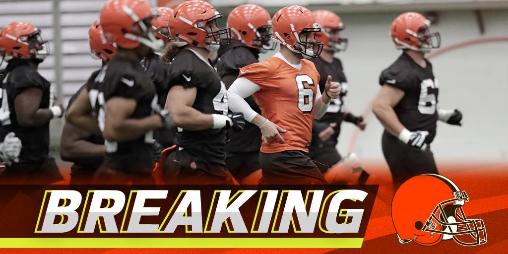 This year's team on @HBO's Hard Knocks will be...  The @Browns! https://t.co/Ernf59cWjY #HardKnocks https://t.co/uRjS9KzecL