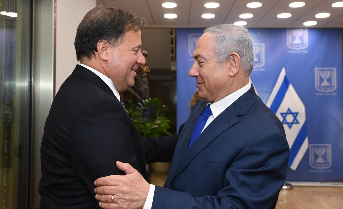 We stand ready to cooperate. Israel's security services and remarkable intelligence services have prevented major terrorist attacks in over 30 countries. We have prevented such catastrophes by sharing our intelligence with other countries, as we share with our friends in Panama.
