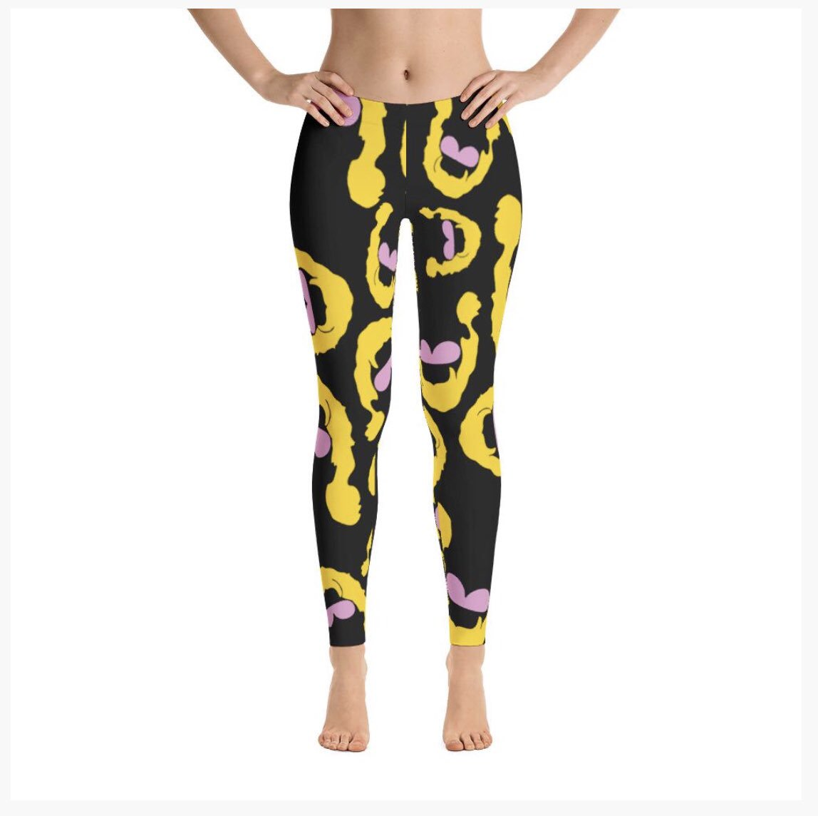 New Leggings Added To RicFlairShop.com! Check Them Out! WOOOOO! #flairface