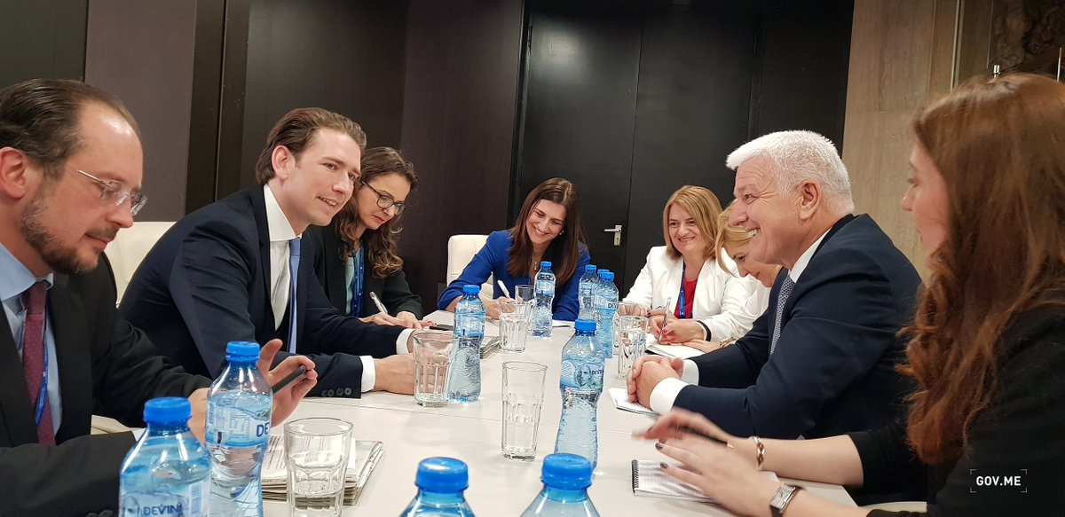 Govt. of Montenegro's photo on #Sofia