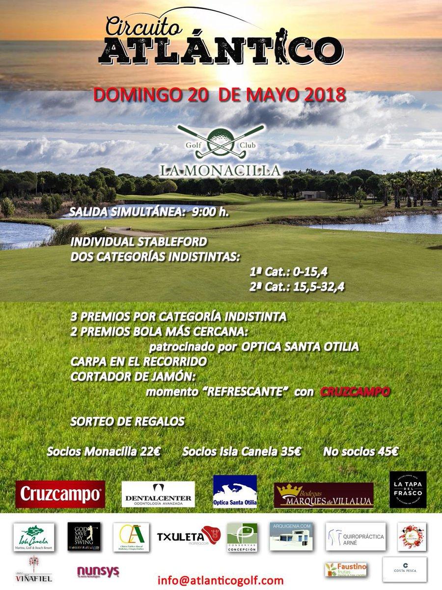 Circuito Yoingolf : Torneos de golf @torneosgolf es twitter