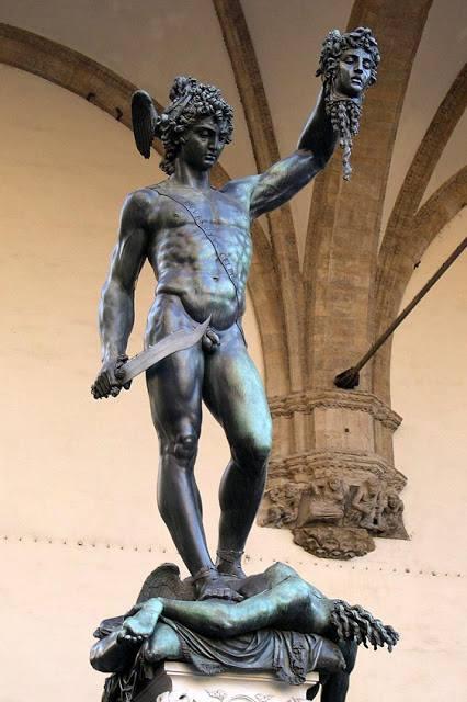 Rodolfo Jardon On Twitter Benvenuto Cellini Perseus And