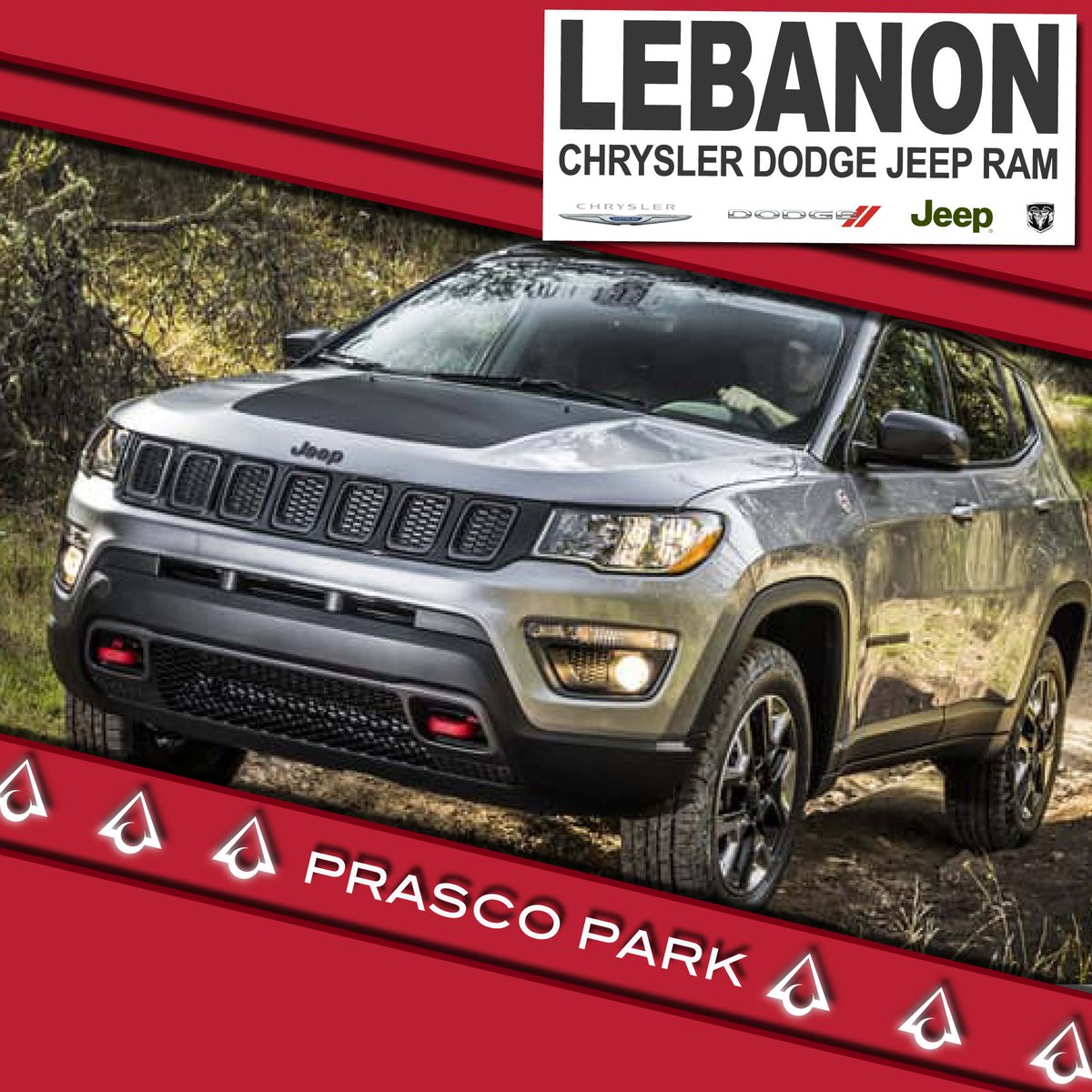 24 Month Lease >> Prasco Park On Twitter Win A Free Jeep Lease Lebanon