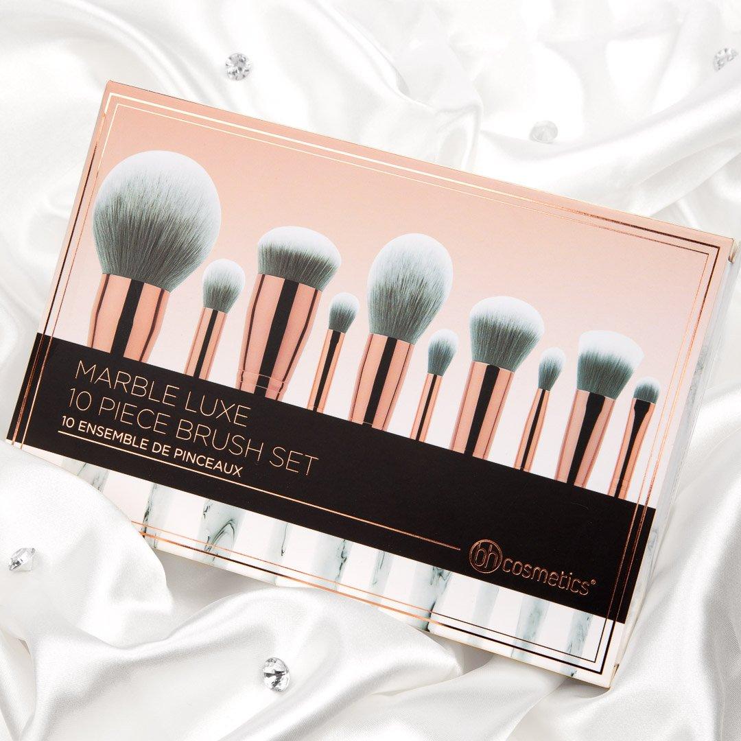 Bh cosmetics marble brush set uk