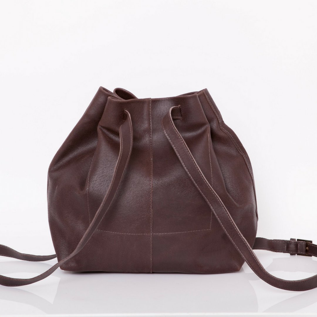 a99890a10b ... brown ESPRESSO Straw backpack