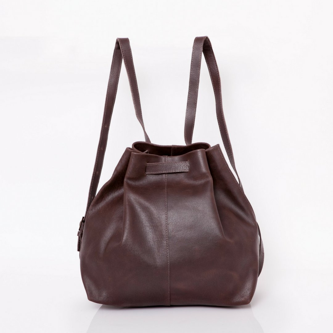 02fa5f86f72e ... brown ESPRESSO Straw backpack