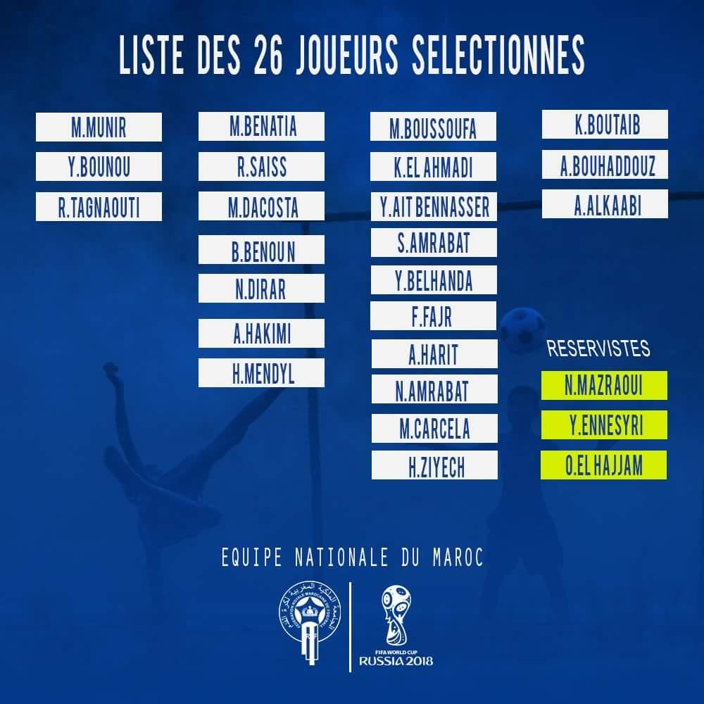 #CoupeDuMonde #Mondial2018 #russia2018 #maroc #teammaroc #amazigh #MafiaRif