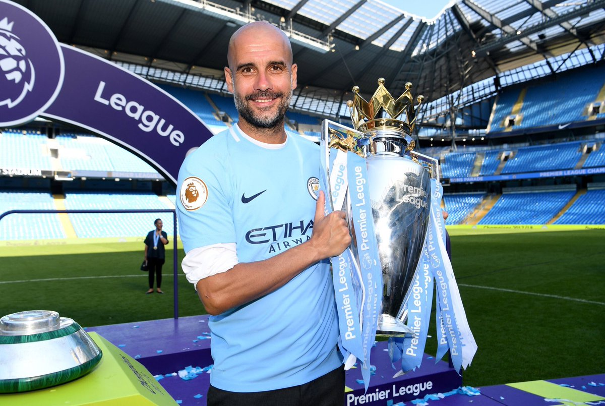 OFFICIEL  Pep Guardiola prolonge avec Manchester City jusqu'en 2021 !
