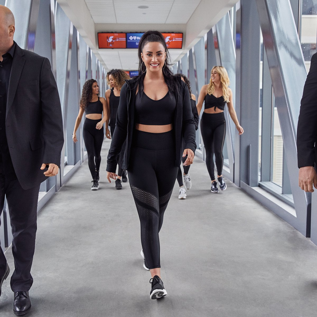 Straight off the runway from my new @Fabletics capsule collection �� https://t.co/IfTIVqSnJ5 #Demi4Fabletics https://t.co/TebdH7WJeV