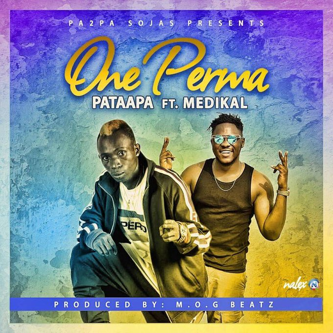 Mad tone from @patapaa_amisty ft @AmgMedikal tittle One Perma. Go download yours and enjoy. #MMM #GoodMan <br>http://pic.twitter.com/5e6qhYGGME