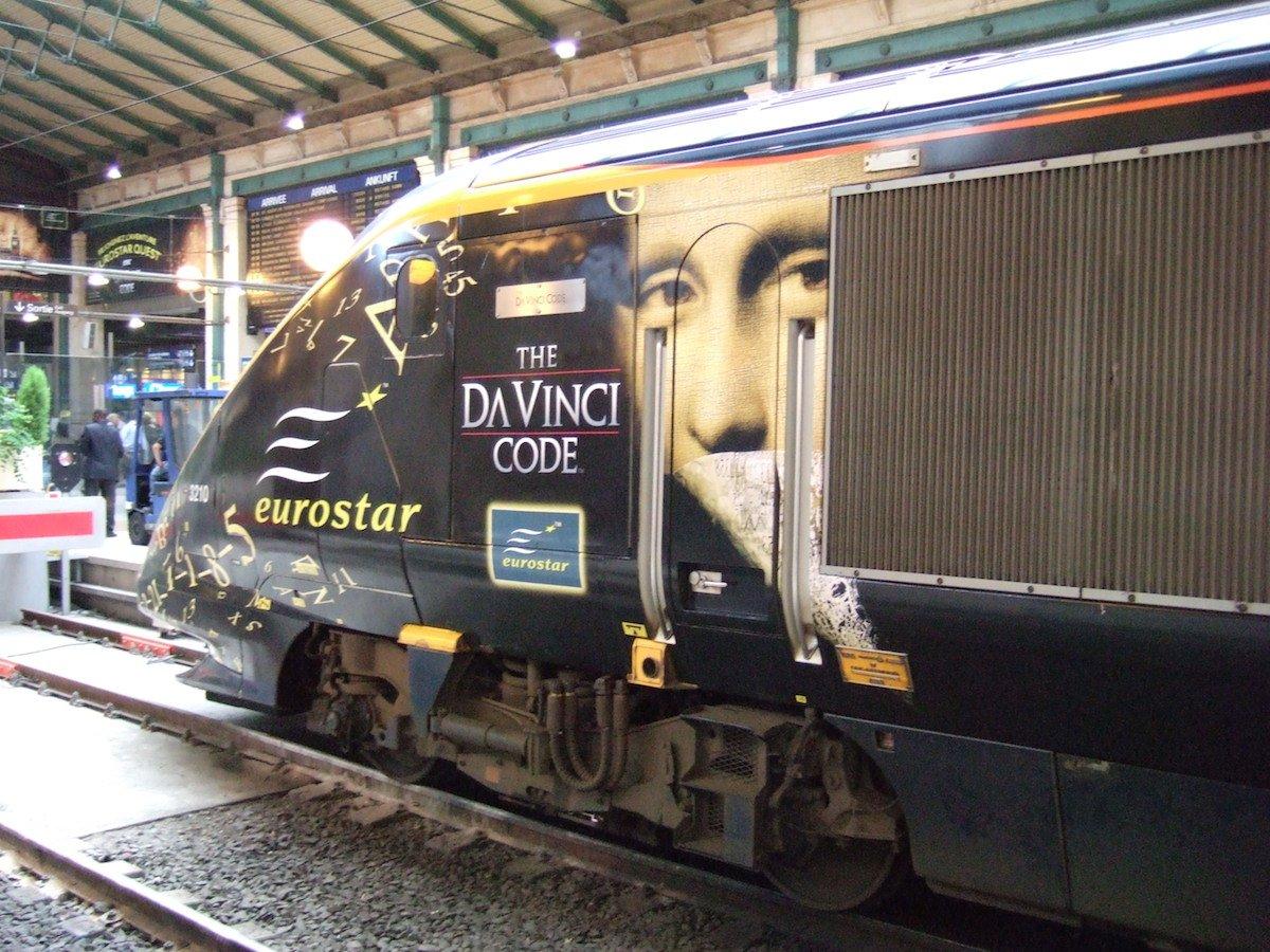 DdakLfQU0AASeCc - Special livery Eurostars