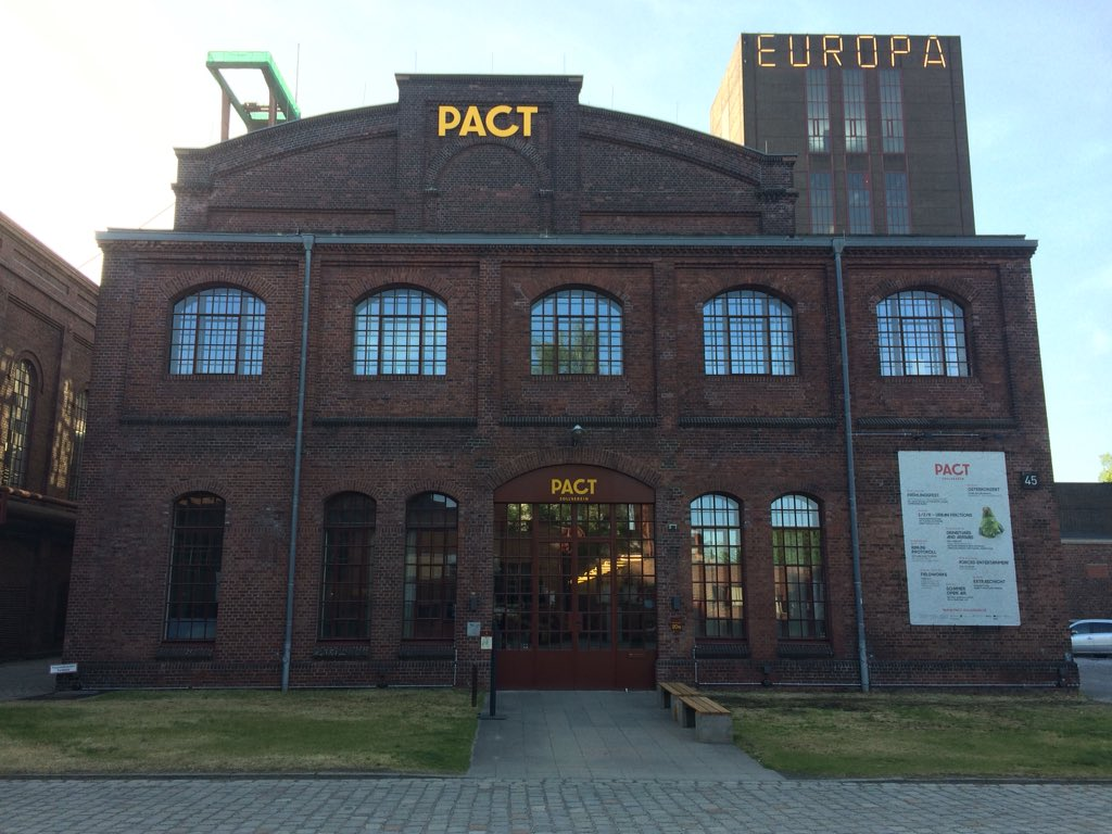 PACT Zollverein on Twitter: