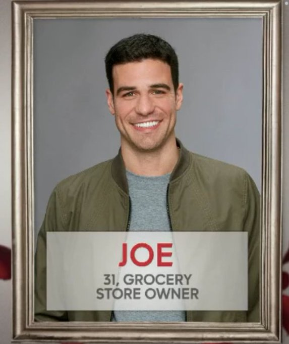 Joe Amabile & Kendall Long - Bachelorette 15 - DWTS - Discussion  DdantFqVAAA3P9N