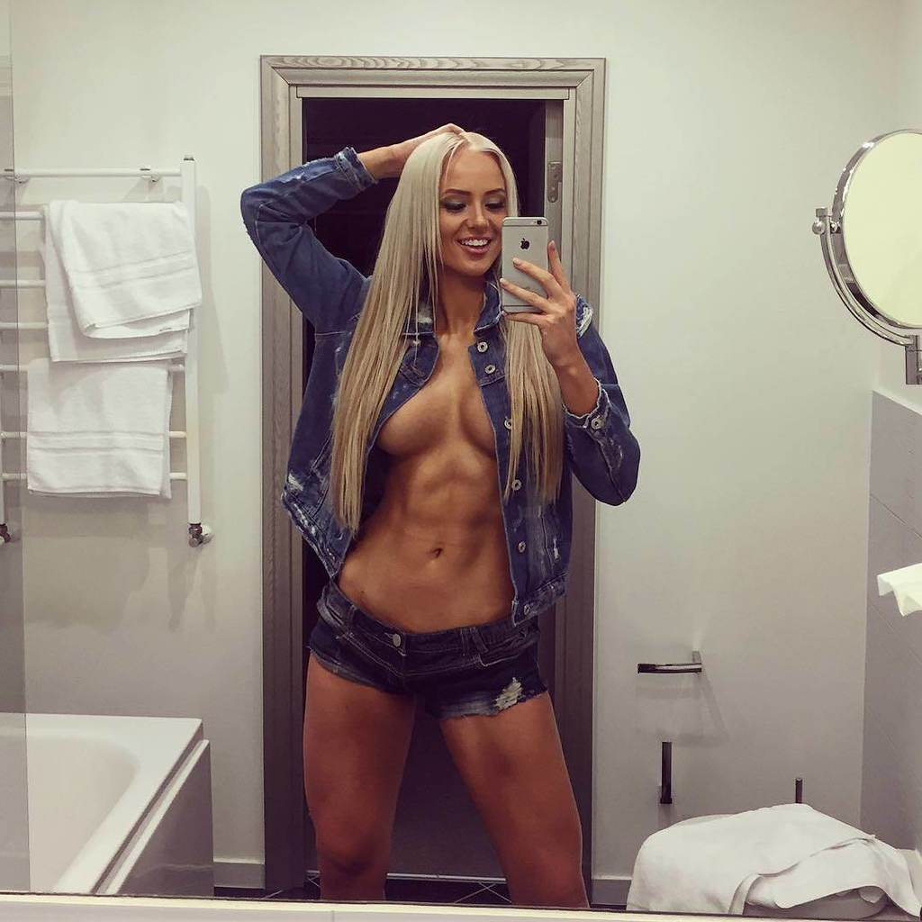Black women naked hardbody